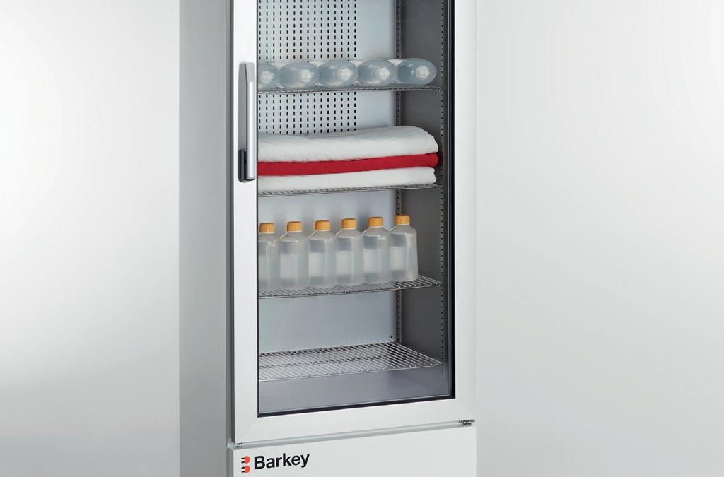 Barkey Warmingcenter III